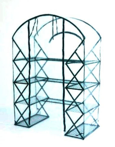 Flower House FHXUP-CC Clear Cover for Harvest Greenhouse, X-Up Plus
