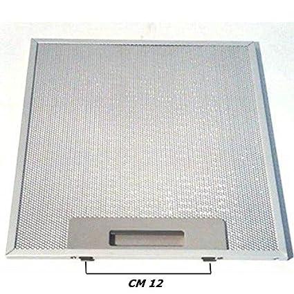 FILTRO CAPPA IN ALLUMINIO FABER CM 25 X 30 CUCINA GAS 1 PEZZO CD ...