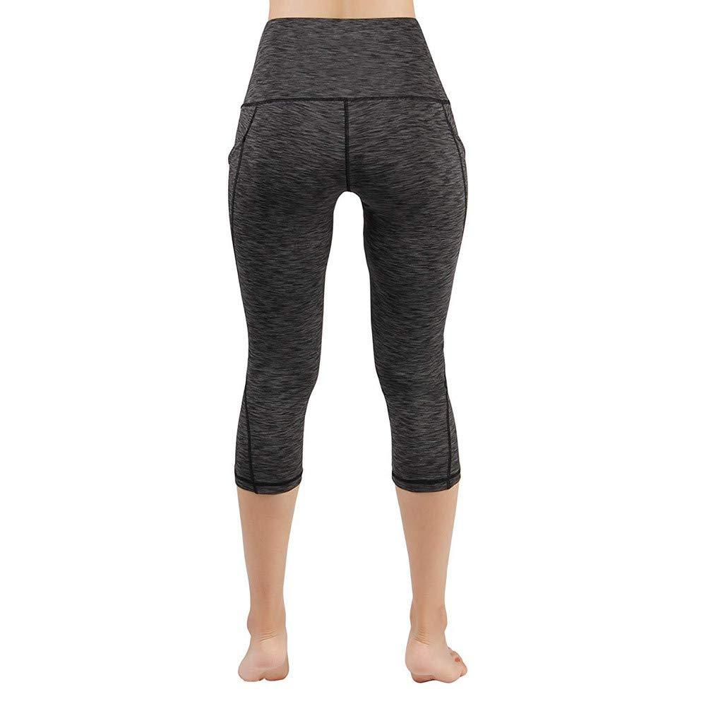 Amazon.com: EnjoCho Women Pants,S-XL Women Workout Out ...