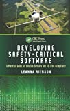 Developing Safety-Critical Software, Leanna Rierson, 143981368X