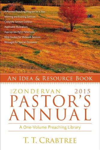 The Zondervan 2015 Pastor's Annual