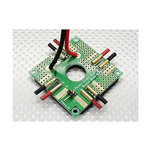 usongs New Quadcopter Power Distribution Board XT60 XT-60 20a Quad Mutlicopter 2mm Lite