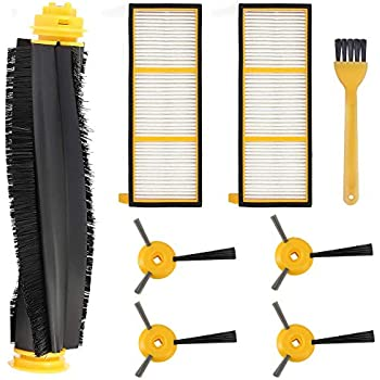 Home Appliances 4pcs Filter Replacement For Shark Ion Robot Vacuum Filter Fits Rv700 Rv720 Rv750 Rv750c And Rv755 Online Shop