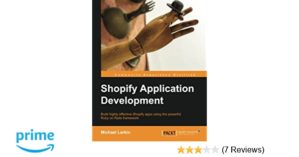 Shopify Application Development: Michael Larkin