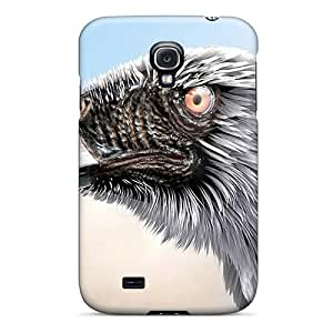 Defender Case With Nice Appearance (strange Eagle) For Galaxy S4