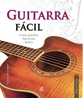 Guitarra facil / Easy Guitar (Spanish Edition)