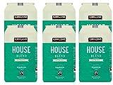 Kirkland Signature House Blend Coffee, 2 lbs(pack of 6)