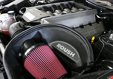 Roush 421826 2015-2017 Mustang 5.0 Liter V8 Cold Air Kit (Mustang Cold Air)