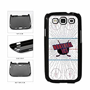 Zheng caseMontreal Ice Plastic Phone Case Back Cover Samsung Galaxy S3 I9300
