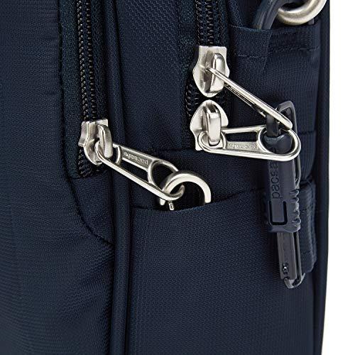 51MUefeEl%2BL - Pacsafe Metrosafe Ls100 3 Liter Anti Theft Shoulder Bag - Fits 7 Inch Tablet