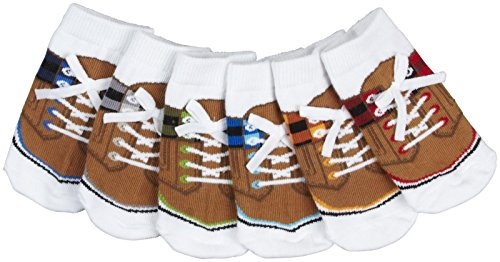- Trumpette Baby Boys' Hunter's Socks (Baby) - Assorted - 0-12 Months
