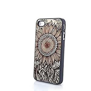 Generic Unique Design Hot Sale Newfashioned Phone Cases fit for iPhone 4/4S PC Matte Cases