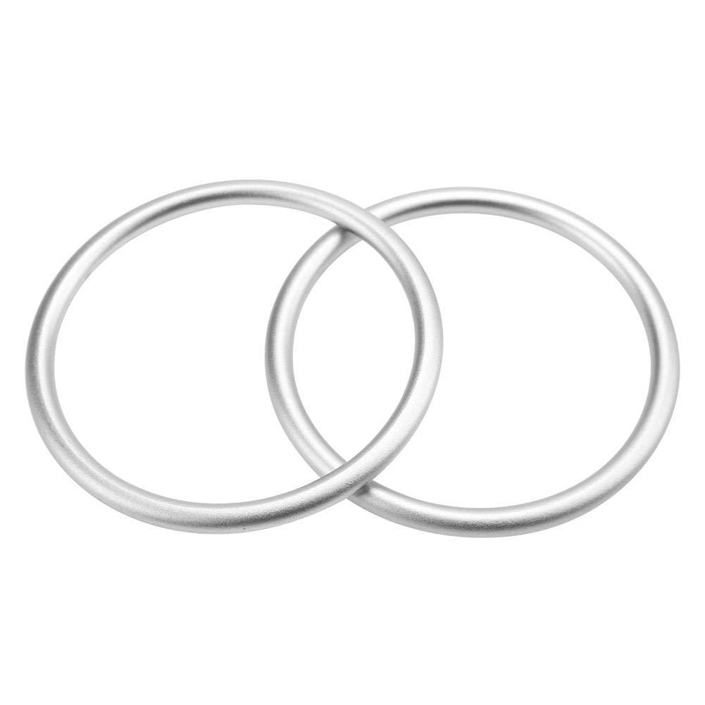 Amazon Com Aluminium Baby Sling Rings Soft Baby Carrier Rings