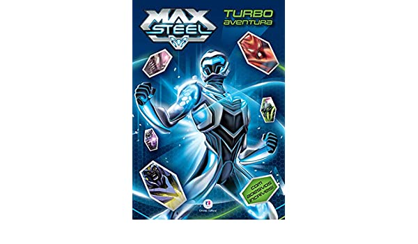 Max Steel: Turbo Aventura: Ciranda Cultural: 9788538063506: Amazon.com: Books