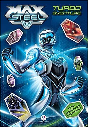 Max Steel: Turbo Aventura: Ciranda Cultural: 9788538063506: Amazon.com: Books