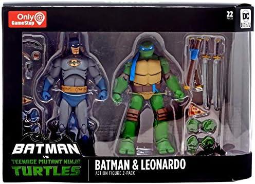 DC Collectibles Batman VS TMNT product image