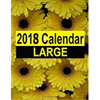 2018 Calendar Large: The 14 month 2018 Calendar Large starts in December 2017 and ends January 2019. Organize activities   and important dates in ... to write in and a note page for each month.