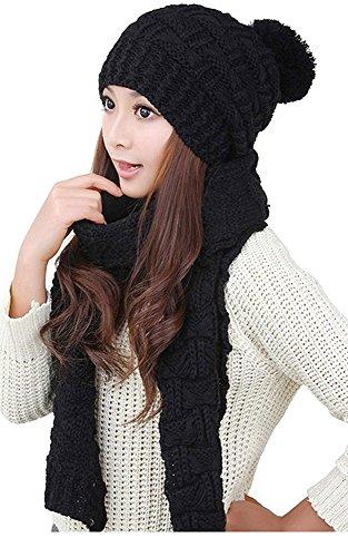 Omerker Women Beanies Winter Headwear