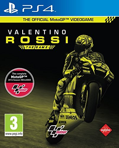 Price comparison product image MotoGP16: Valentino Rossi (PS4)