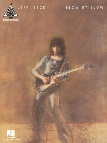 JEFF BECK - BLOW BY BLOW (Guitar Recorded Versions)