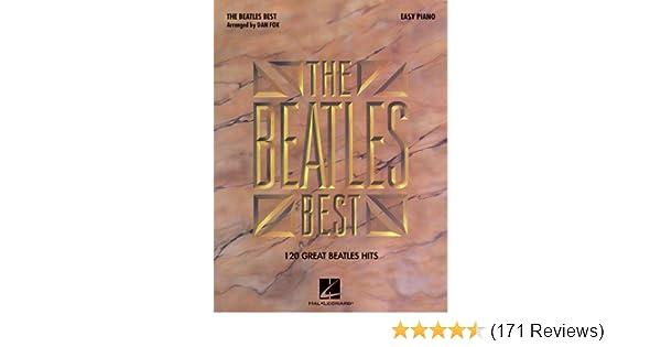 The beatles best easy piano the beatles dan fox 9781423422464 the beatles best easy piano the beatles dan fox 9781423422464 amazon books fandeluxe Images