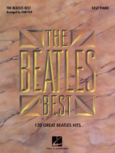 The Beatles Best: Easy Piano
