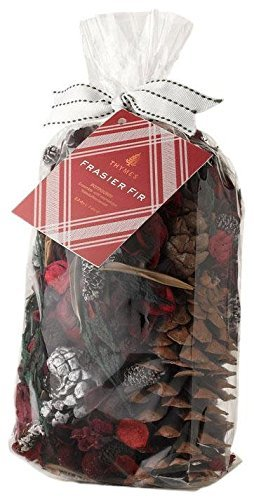 Thymes Frasier Fir Porcelain Potpourri by Thymes