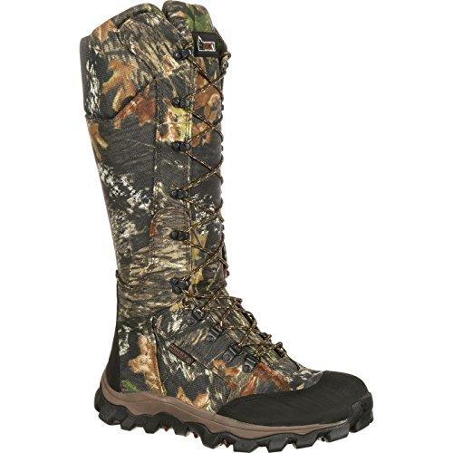 Rocky Men's Lynx Snake Boot-M, Mobu, 11.5 W US