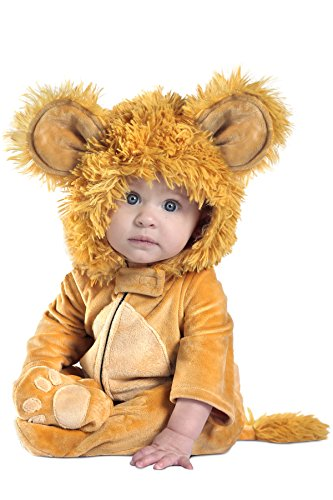 Princess Paradise Baby Anne Geddes Leo The Lion Deluxe, As As Shown, 0 to 6 -
