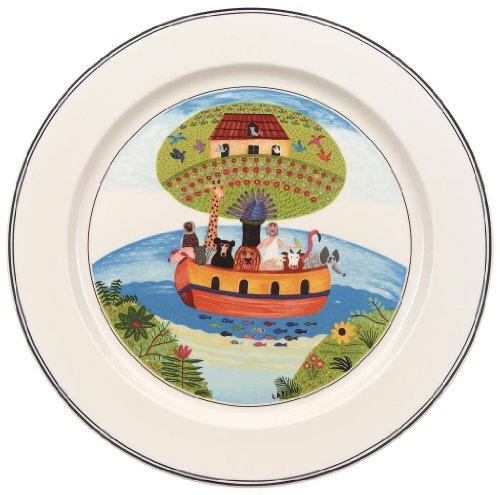 VILLEROY & BOCH Naif Round platter 12.25