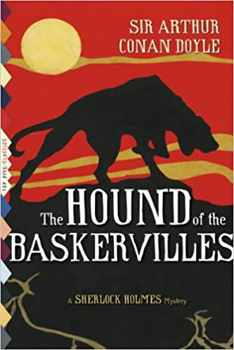 the hounds of baskerville book