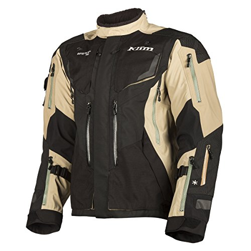 Klim Badlands Pro Men's Street Motorcycle Jackets - Tan/Large