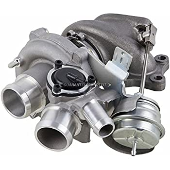 New Right Side Turbo Turbocharger For Ford F-150 3.5L EcoBoost 2010 2011 2012 - BuyAutoParts 40-30672AN New