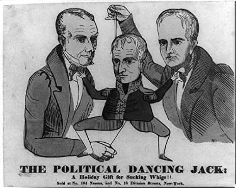 Image result for william henry harrison henry clay