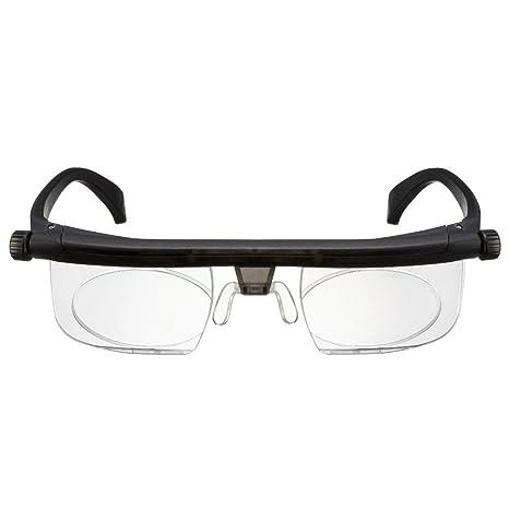520381e251ea Amazon.com: Adlens Glasses - Adjustable Focus Eyeglasses - Variable Focus  Instant Prescription – Innovative Power Optics Technology - Great for  Reading ...