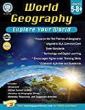 By Mark Stange World Geography Resource Book [Paperback]