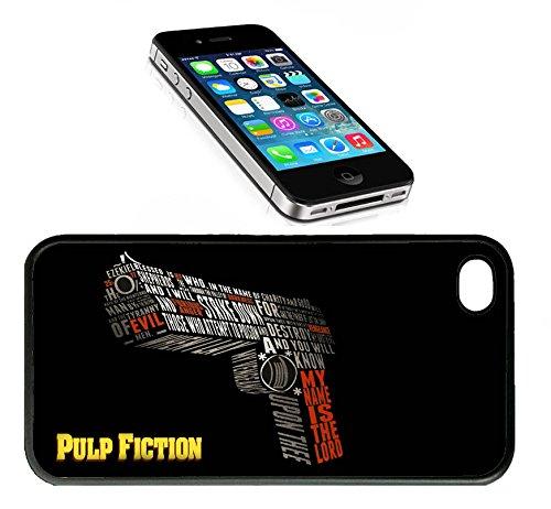 Cas de l'iPhone 4 / 4S. Aucune image ne deteindre ou fondu - Pulp Fiction