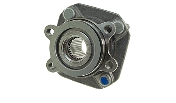 2012 For Nissan Sentra SR Front Wheel Bearing and Hub Assembly x 1 Note: 4-Wheel ABS 4-Wheel ABS