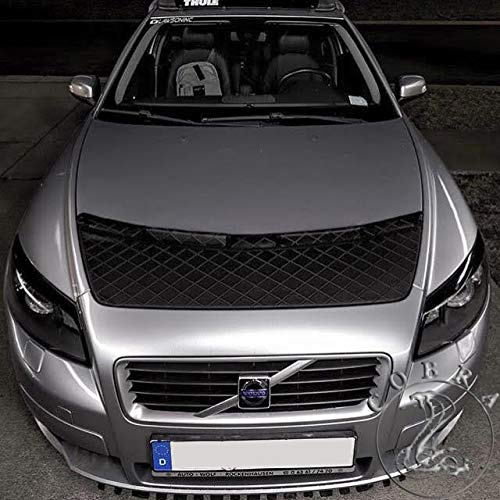 Cobra Auto Accessories Car Bonnet Hood Bra in Diamond Fits Volvo C30 2006 2007 2008 2009 2010