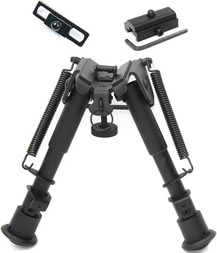 JINSE Bipod Sling Swivel Adapter Weaver Rail Adapter Mount For Bipod