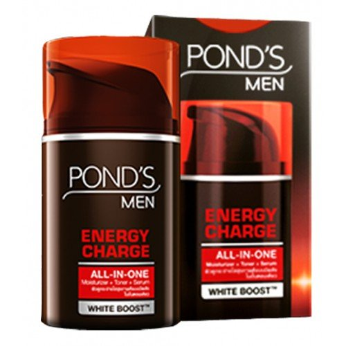 Pond's Men Moisturizer Energy Charge All in One 40 G.