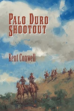 book cover of Palo Duro Shootout