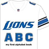 Detroit Lions ABC (My First Alphabet Books (Michaelson Entertainment))