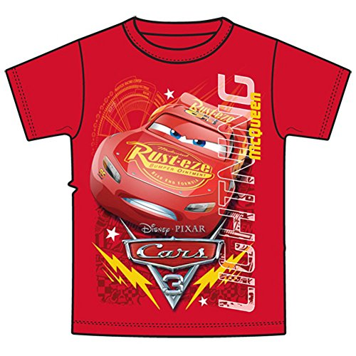 Disney Cars 3 Little & Big Boys McQueen T-Shirt