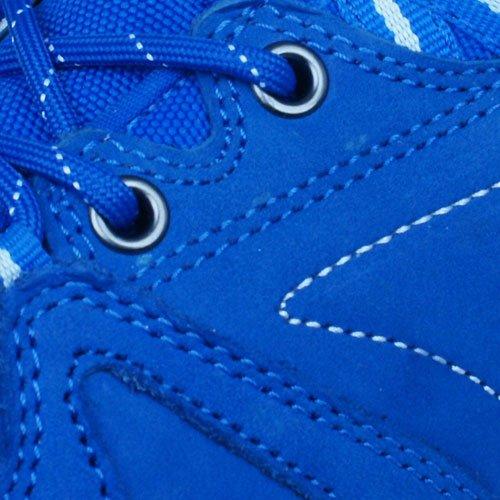 Hi Tec V Lite Sphike Nijmegen Low Zapatos de senderismo de la mujer Blue