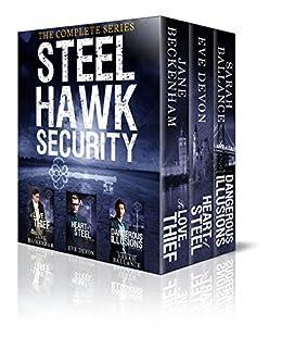 Steel Hawk Security: A Romantic Suspense Box Set by [Beckenham, Jane, Devon, Eve, Ballance, Sarah]