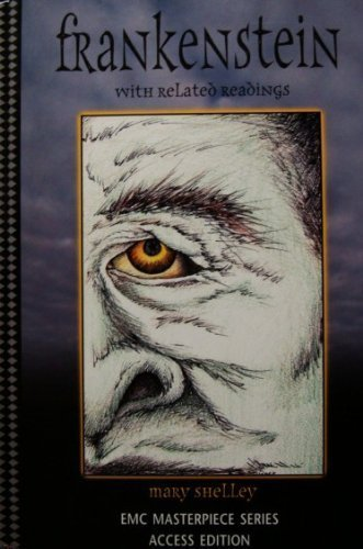 Frankenstein: With Related Readings (Emc Masterpiece Series)