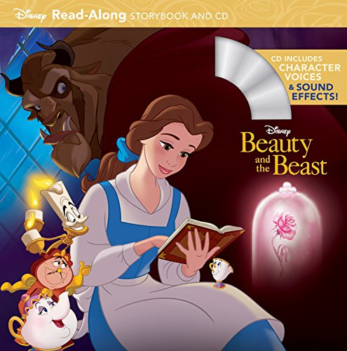 Beauty and the Beast Read-Along Storybook and CD