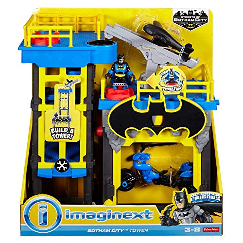 Fisher-Price Imaginext DC Super Friends Streets of Gotham City Tower