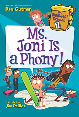 With more than 10 million books sold, the My Weird School series really gets kids reading!   In this seventh book in the new My Weirdest School series, it's picture day at Ella Mentry School! This year, Mr. Klutz ha...